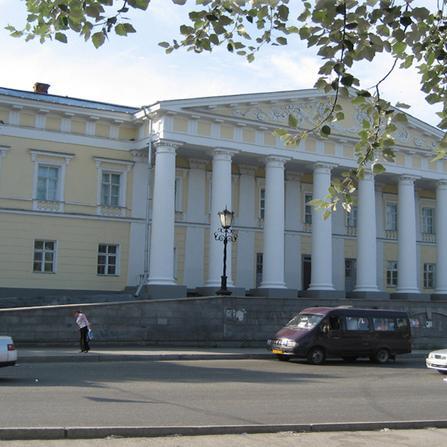 Nizhny Tagil Museum-Preserve Gornozavodskoi Ural