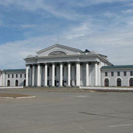Cultural Center of Okunev