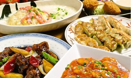 Chinese Dining Gyozayatai