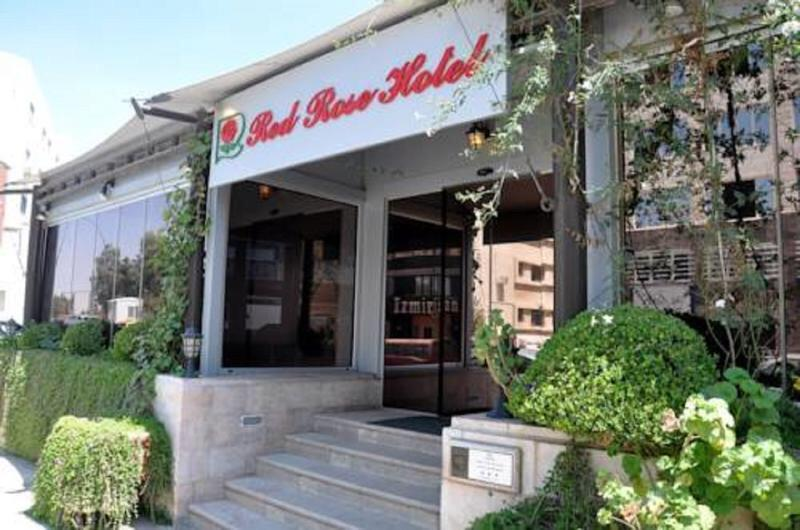 Red Rose Amman Hotel