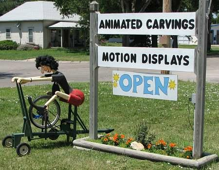 Boyer Museum of Animated Carvings