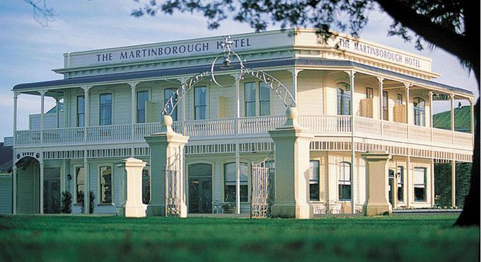 ‪The Martinborough Hotel‬
