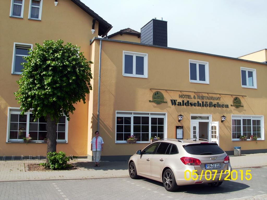 瓦爾德施勒斯興飯店