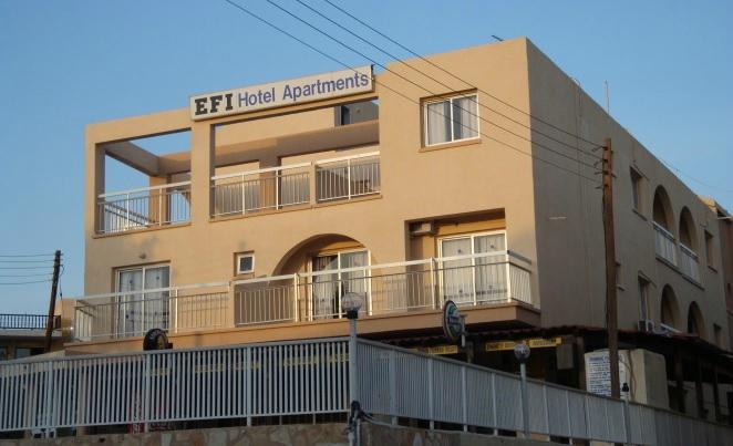 Efi Hotel Apts.