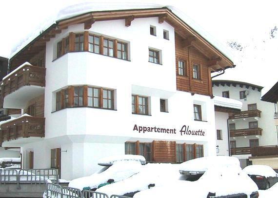 Appartement Garni Alouette