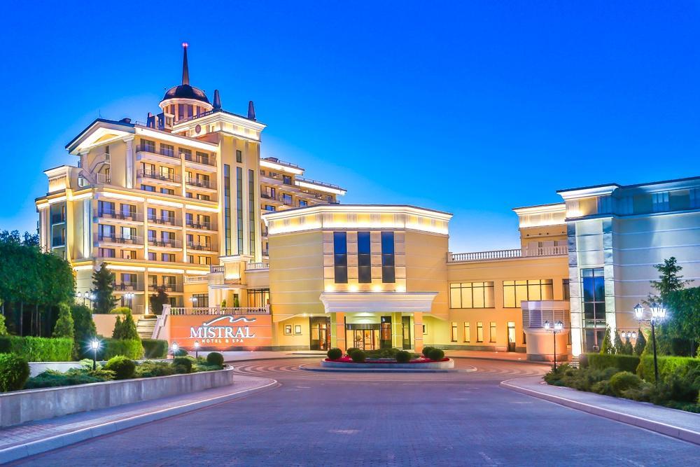 Мистраль Отель и СПА