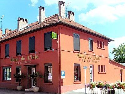 Hotel Restaurant de l'Isle