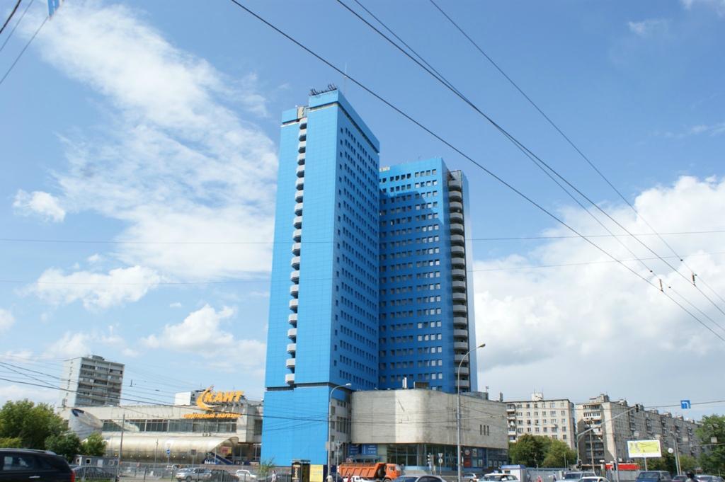 Hotel Molodyozhny