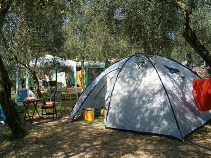 Camping Le Maior