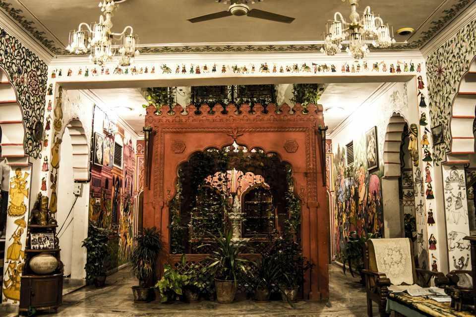 Hotel Kishan Palace