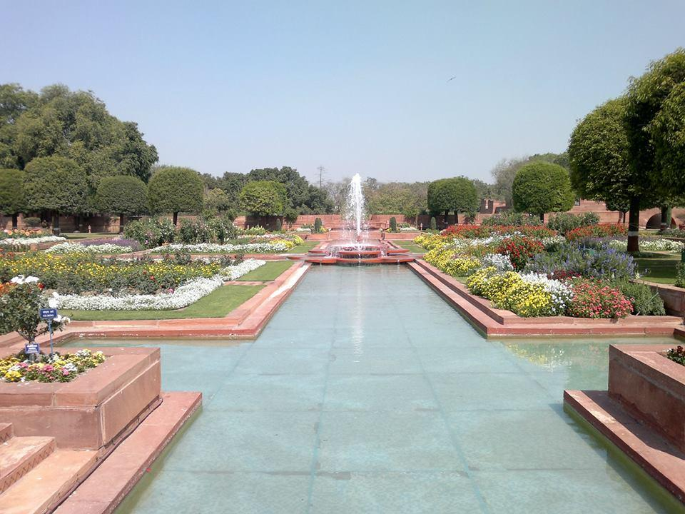 Mughal garden new delhi india top tips before you go Mughal garden booking