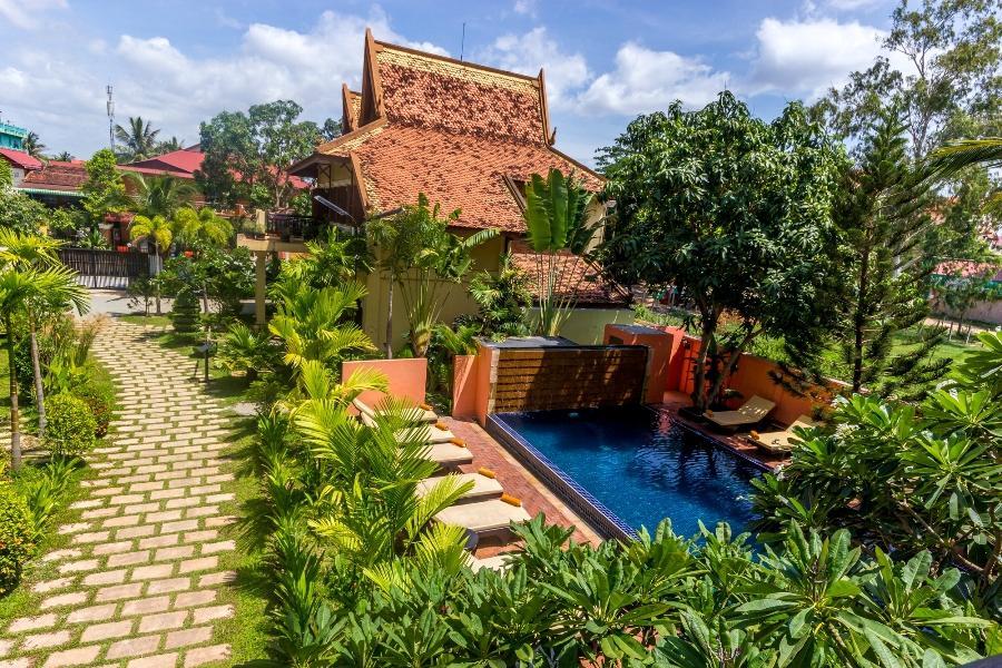 Malika d'Angkor Boutique Hotel