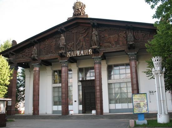 Pavilion Karelia
