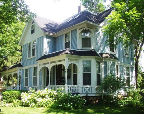 Victorian Garden Bed and Breakfast