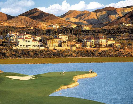 Lake Las Vegas Resort Vacation