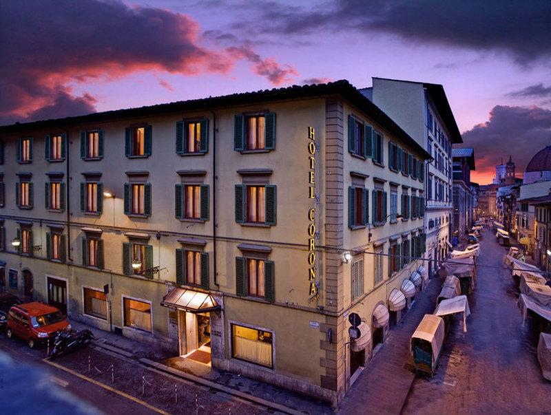 ホテル コロナ ディタリア