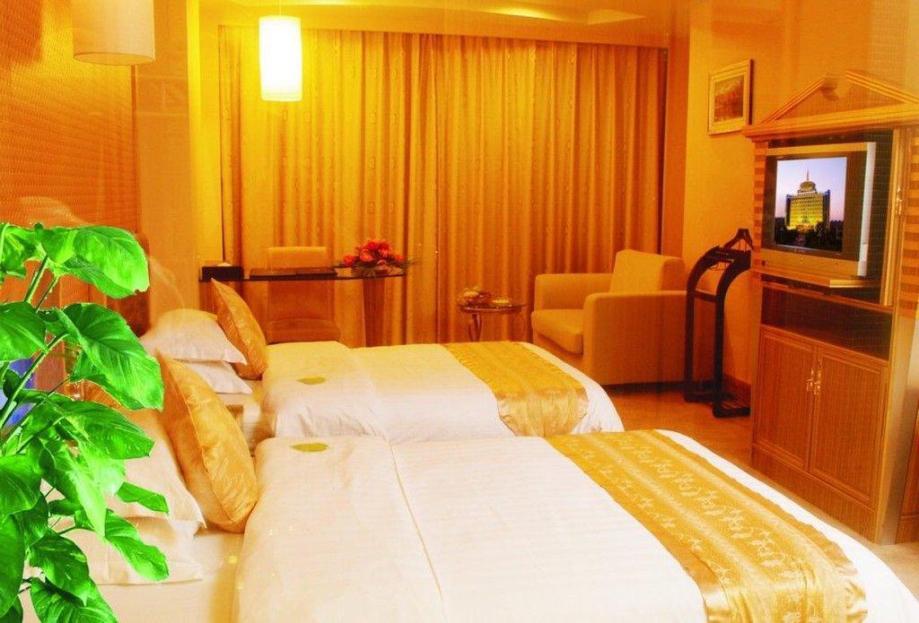 Yingshang Fanghao Hotel Guangzhou Zhujiang New City Saimachang