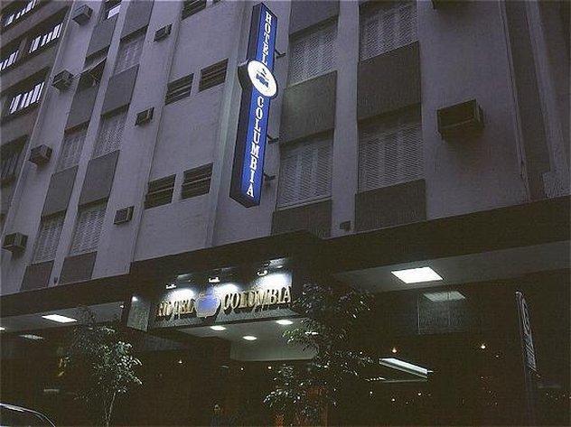 コランビアホテル