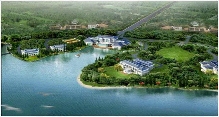 Lakeside Jianguo Hotel