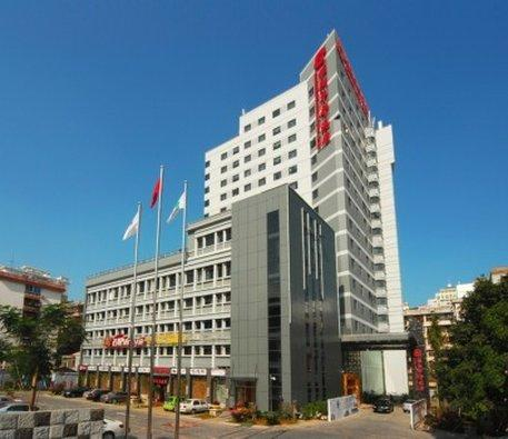 夏商怡翔酒店