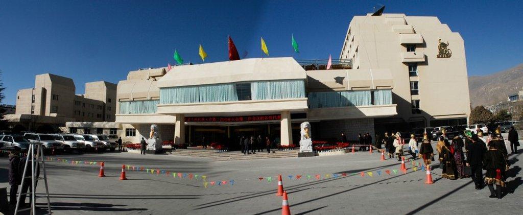 Kaiyuan Lhasa Hotel Vip Building