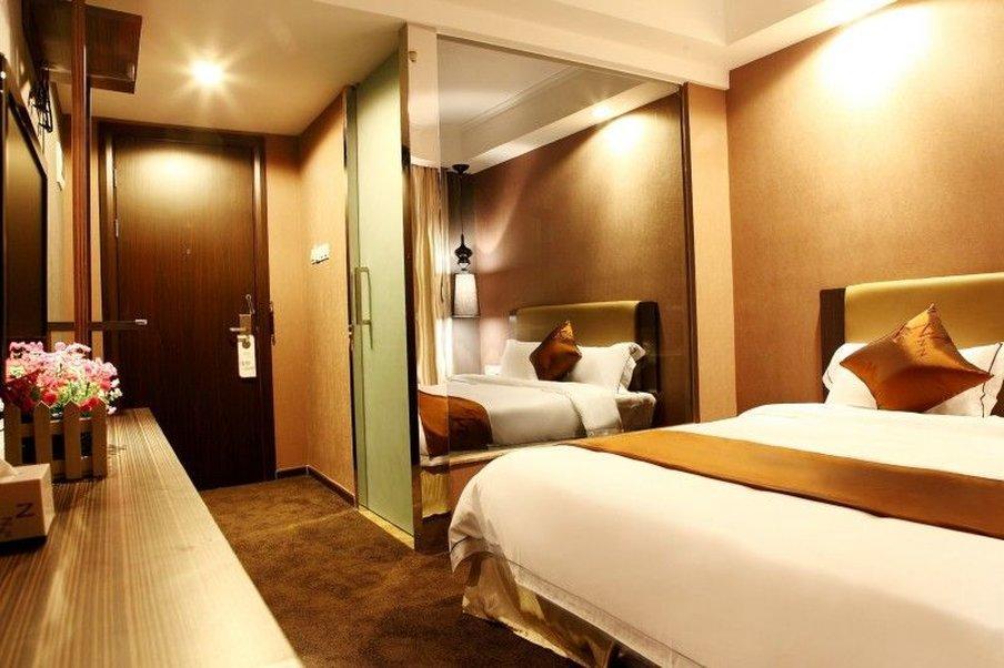 Hotel Zzz Shenzhen Zhongxin