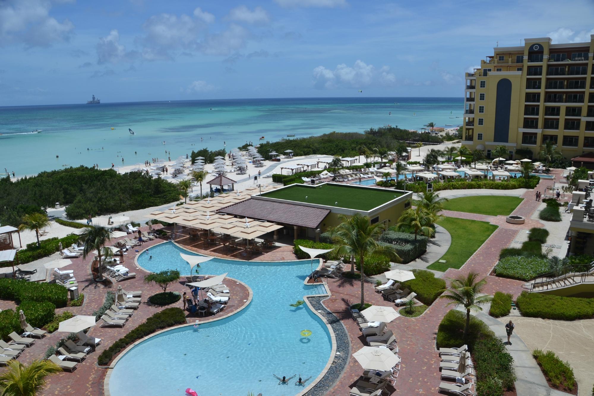 Aruba Vacaciones familiares - para niños hoteles amigables.