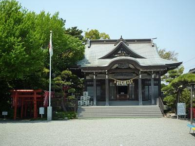 Kugenuma Inari Shrine