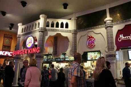 Burger King - Trafford Park