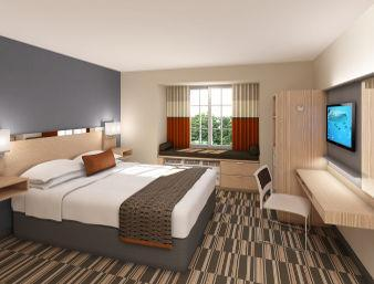 Microtel Inn & Suites by Wyndham Tioga