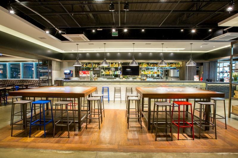 Ppkb kitchen bar porto alegre restaurant reviews for Q kitchen bar san antonio