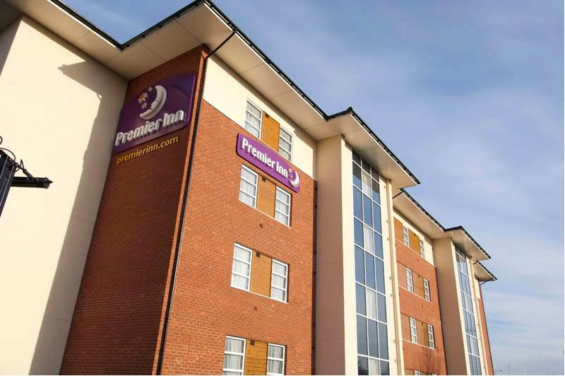 Premier Inn Burton On Trent Central Hotel
