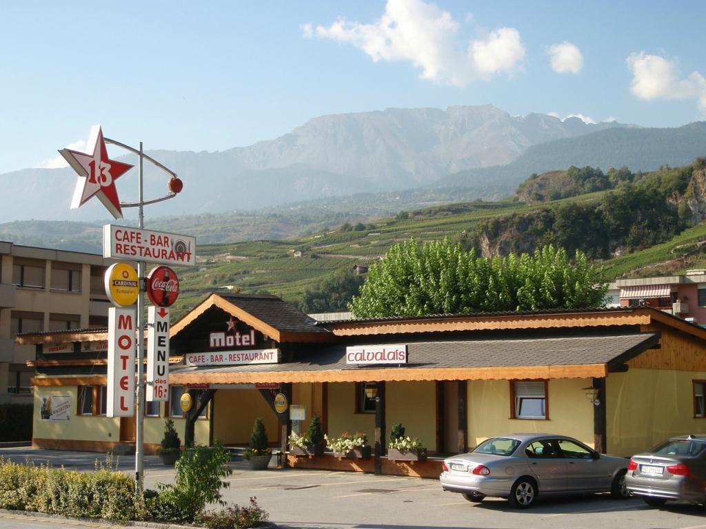 Motel-Restaurant 13 Etoiles