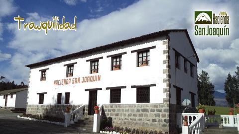 Hosteria Hacienda San Joaquin