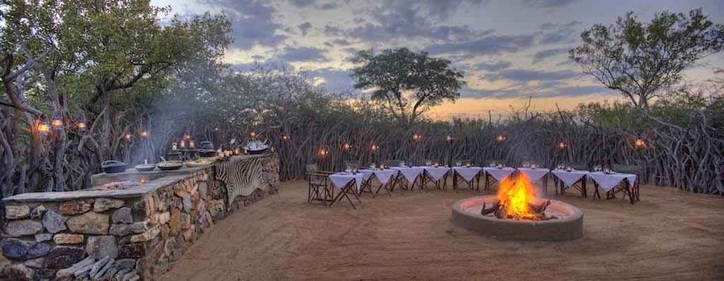 Rhulani Safari Lodge