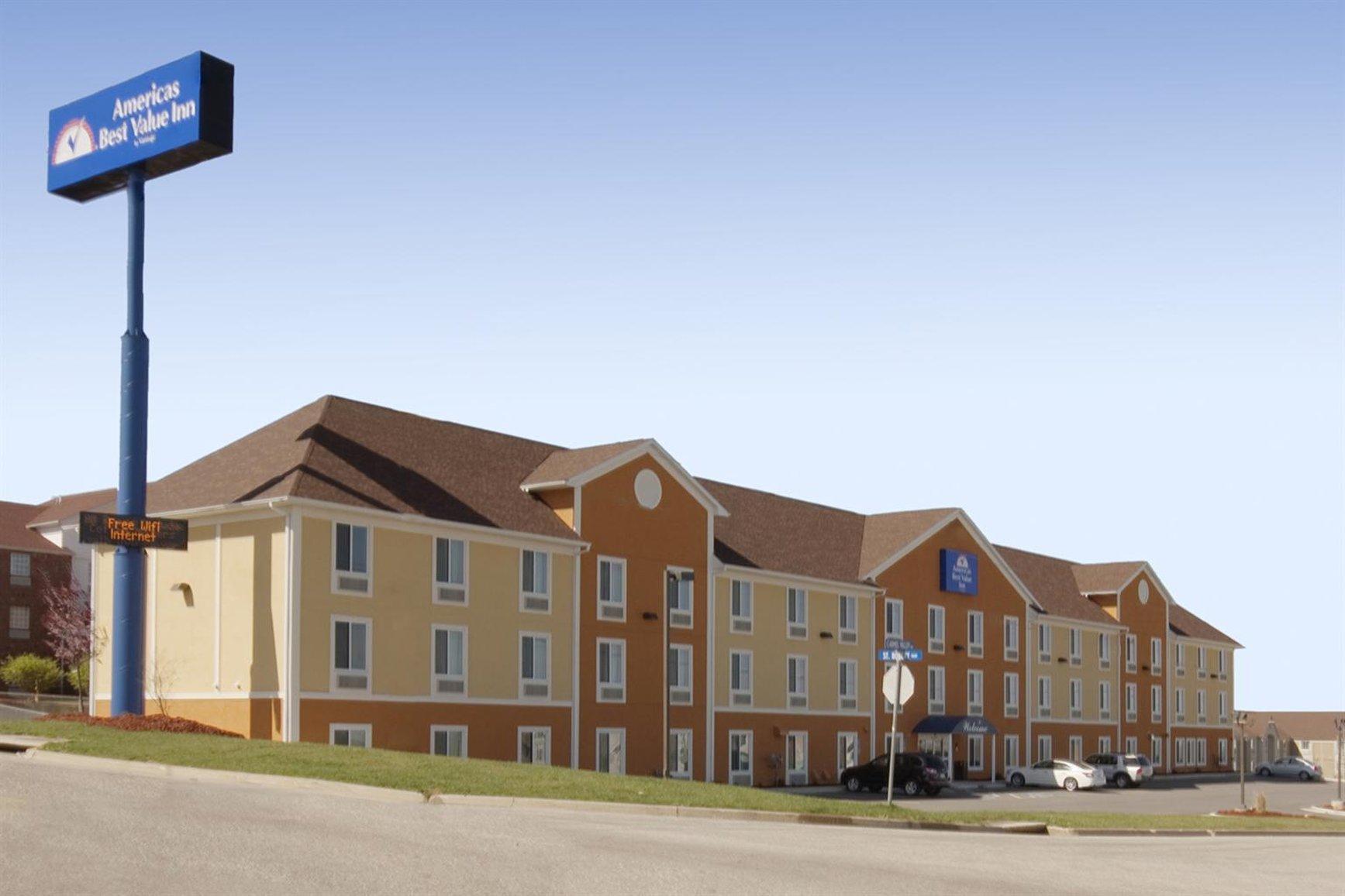 Americas Best Value Inn St. Robert / Fort Leonard Wood