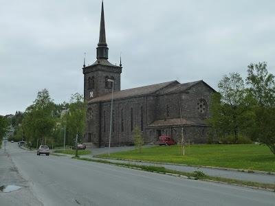 ‪Narvik Church‬