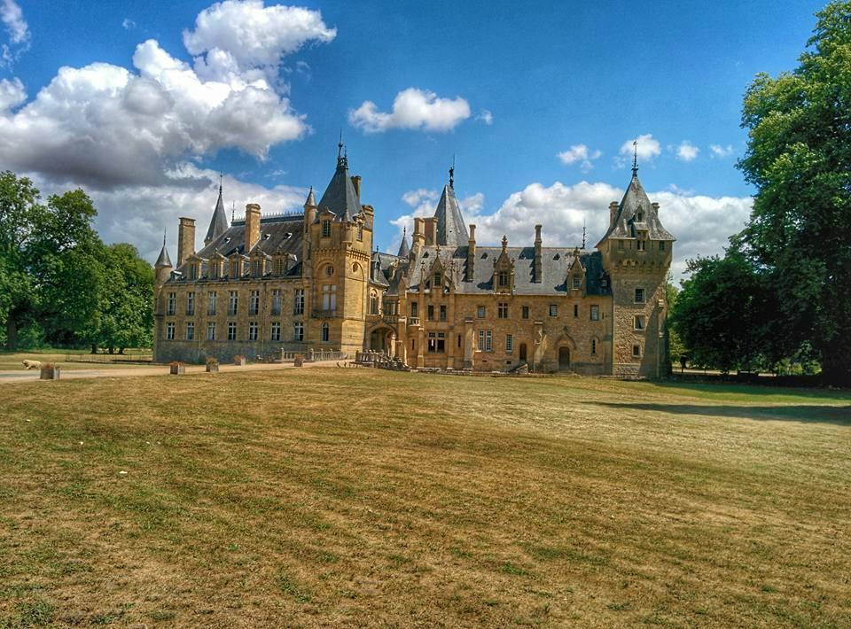 Chateau de Prye