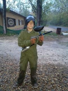Soviet Paintball