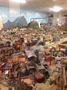 Minerail - Musee de la mine de Messeix
