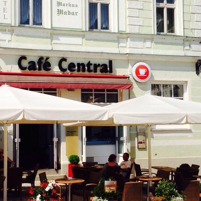 Cafe Central Melk