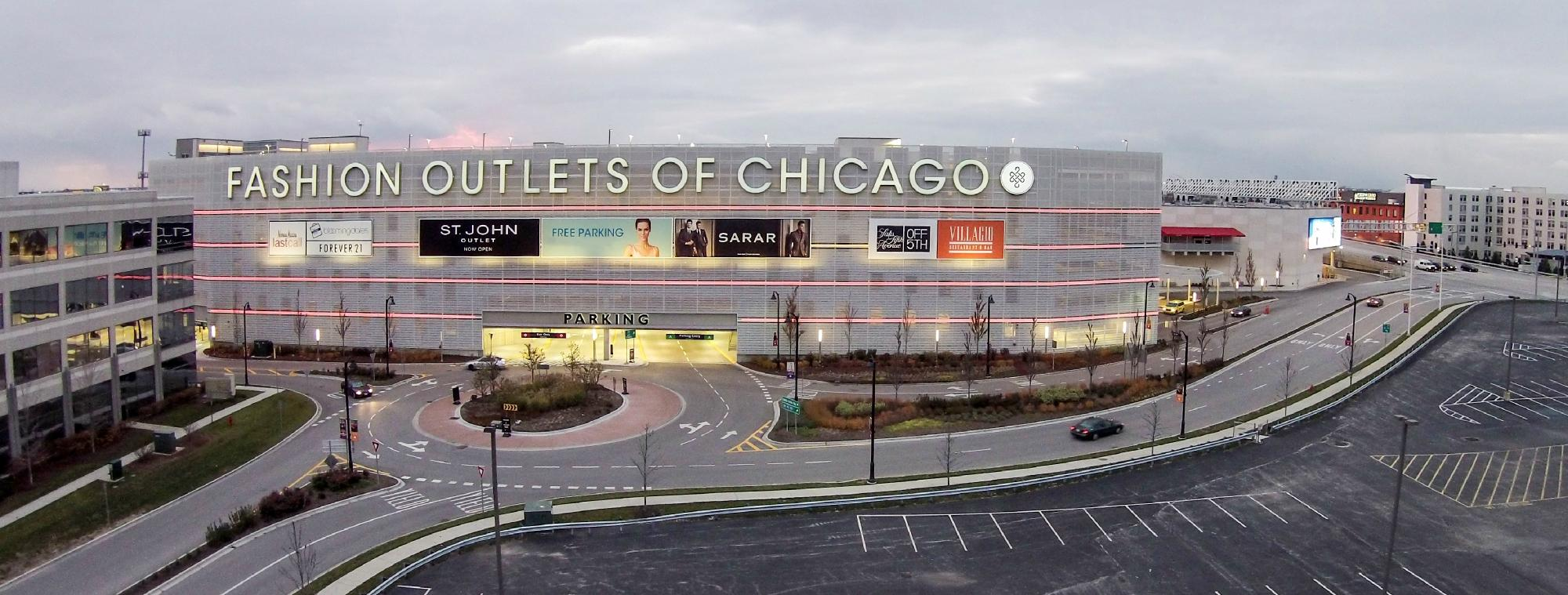 Fashion Outlets Of Chicago Rosemont 2018 All You Need To Know Before Go With Photos Tripadvisor