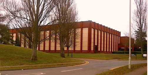 North Herts Leisure Centre