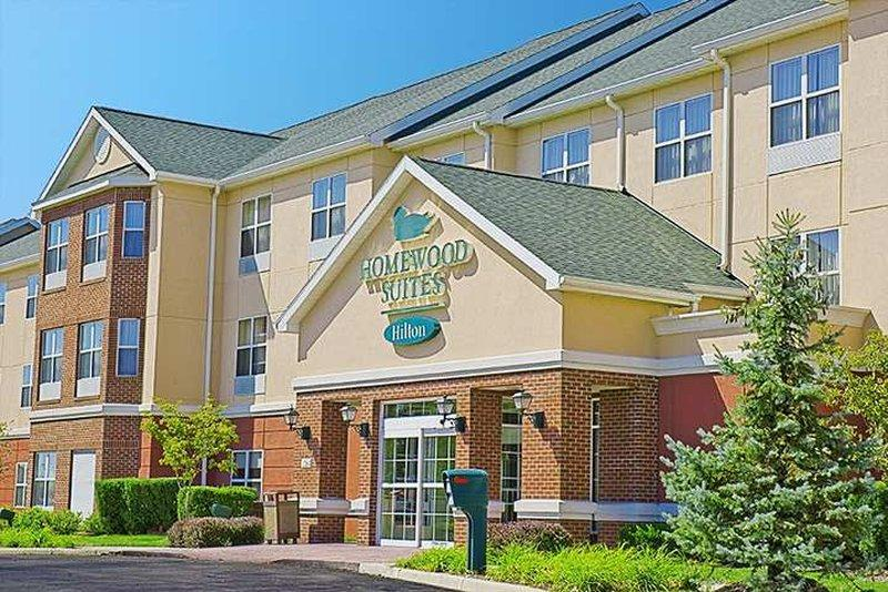 ‪Homewood Suites by Hilton Indianapolis-Airport/Plainfield‬