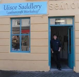 Uisce Saddlery