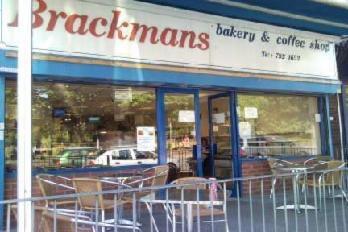 Brackmans bakery & Coffee shop