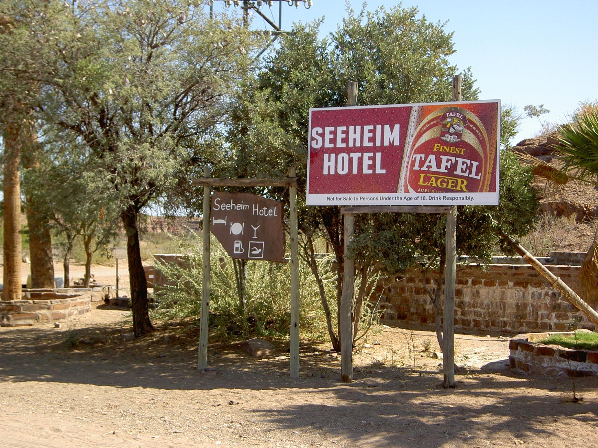 Seeheim Hotel
