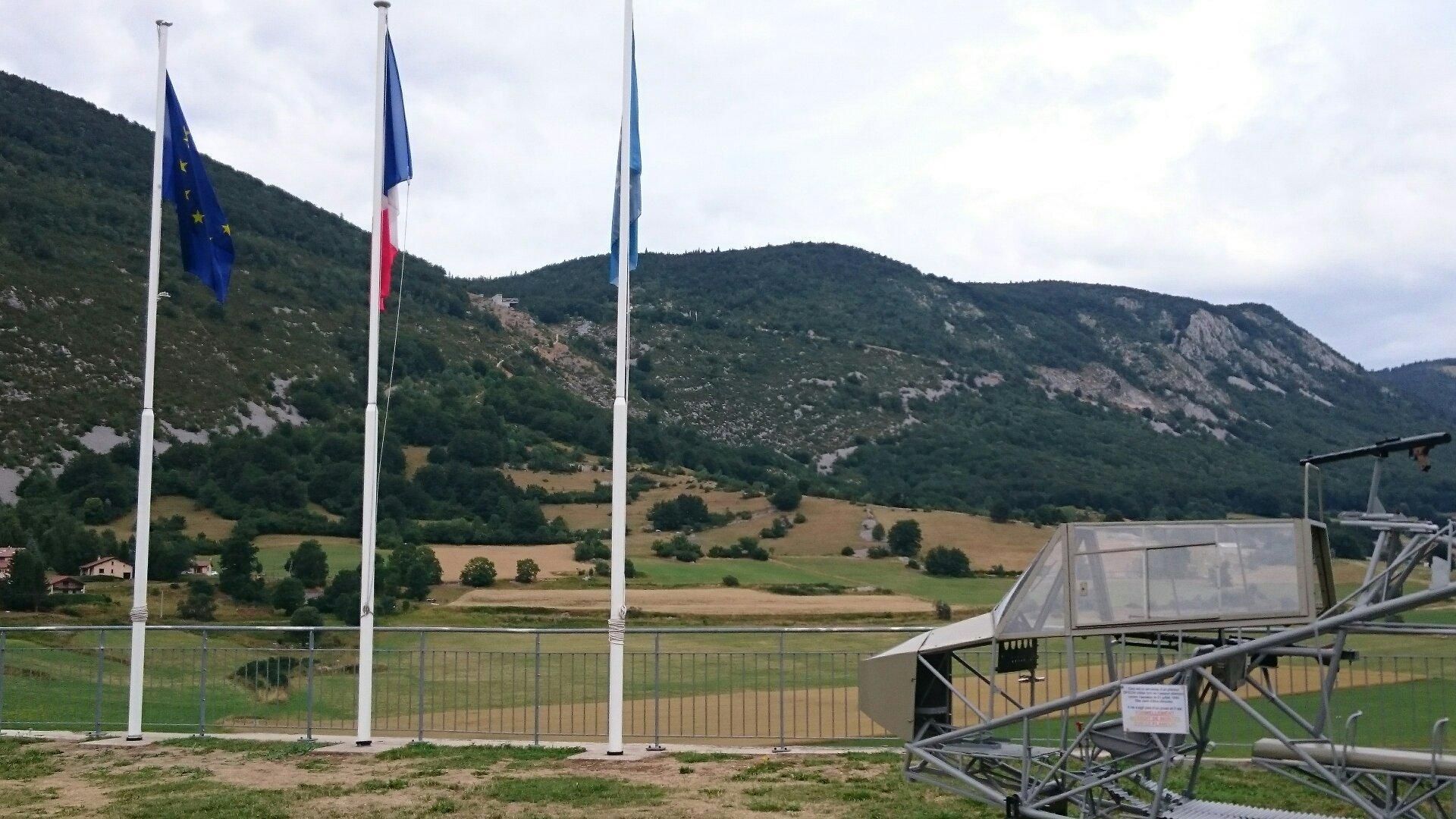 Camping musée de la resistance Vassieux