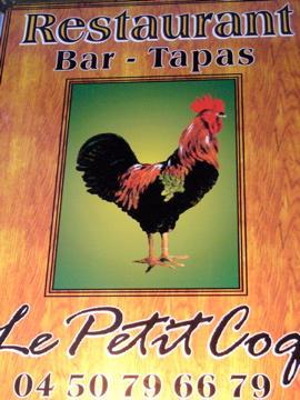 Restaurant Le Petit Coq