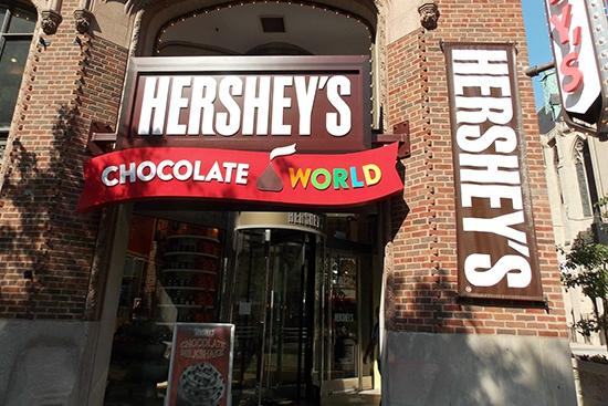 Hershey's Chocolate World Store